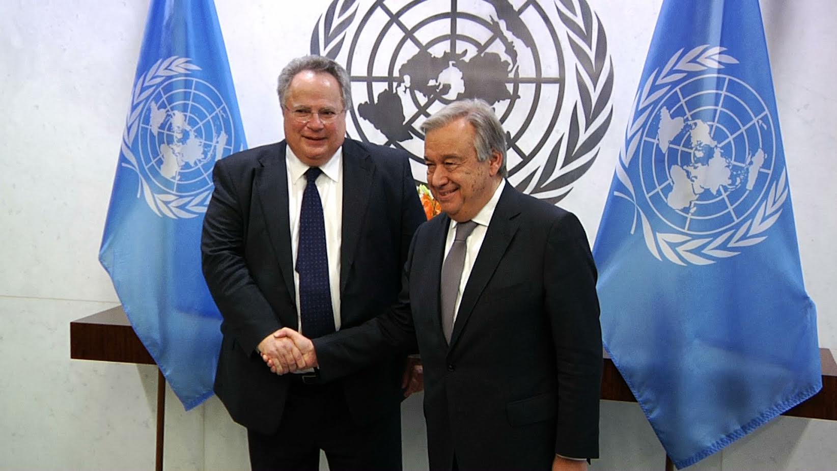 Great Britain sabotaged the document with SG's proposals in Crans-Montana, says N. Kotzias