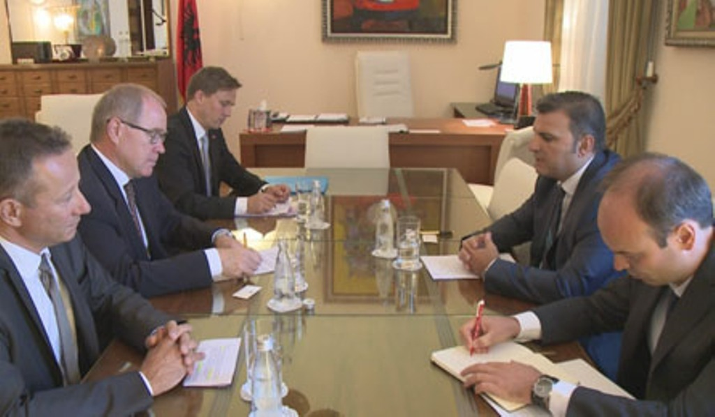 Switzerland will continue to offer its support to the Bank of Albania
