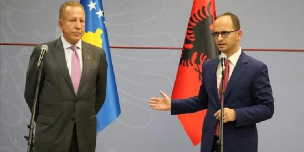 Governments of Kosovo and Albania to hold joint meetings