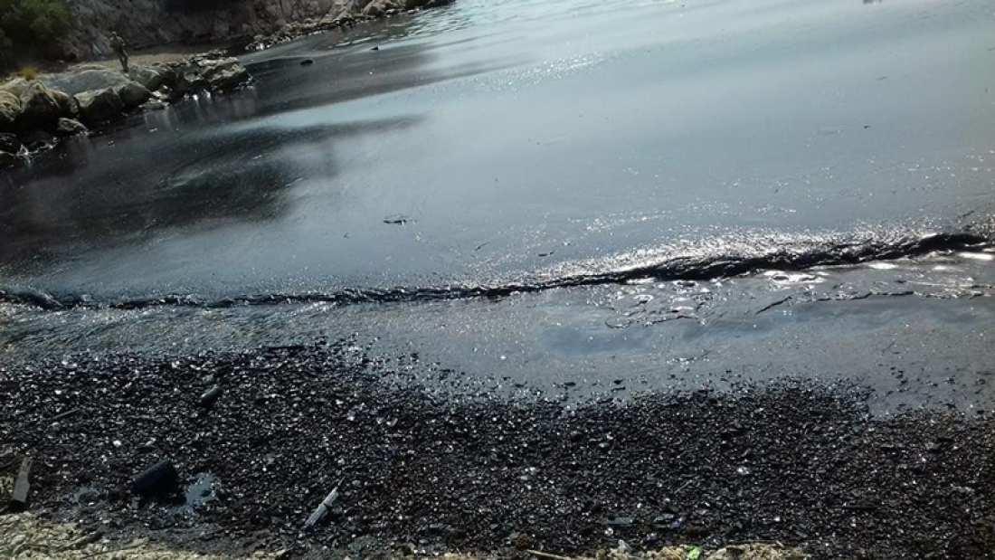 EU supports Greece following oil tanker spill