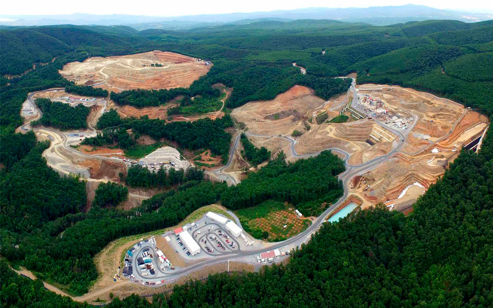 Two permits received from Energy Ministry is 'positive step forward', says Eldorado Gold
