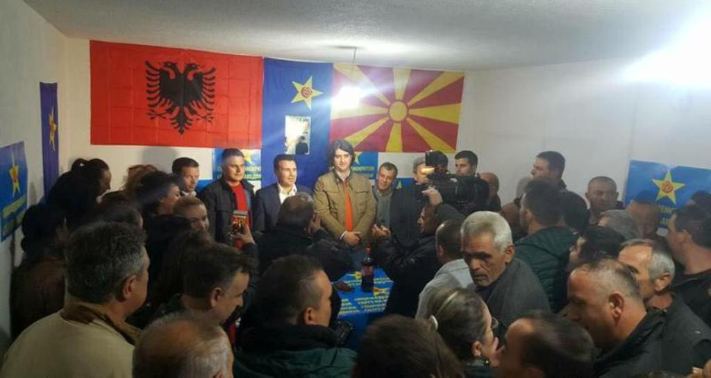 Zaev's SDSM to run several Albanian candidates in the local government elections