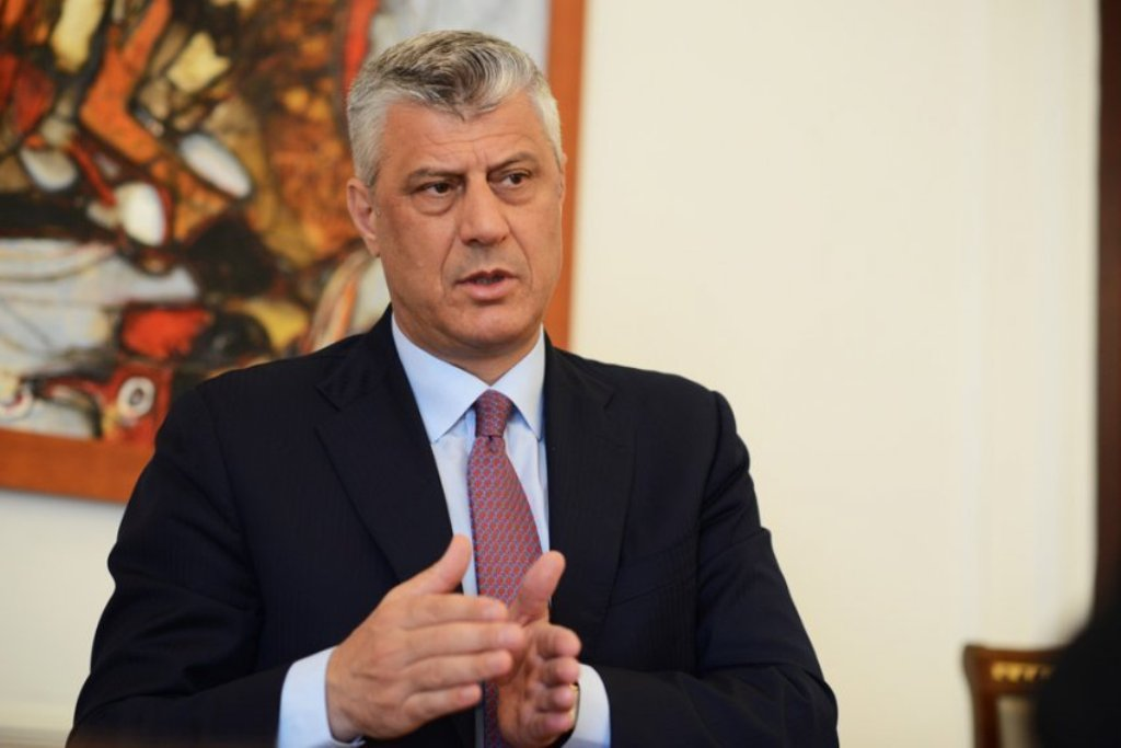 Thaci: Kosovo has delivered the criteria for the visa free regime