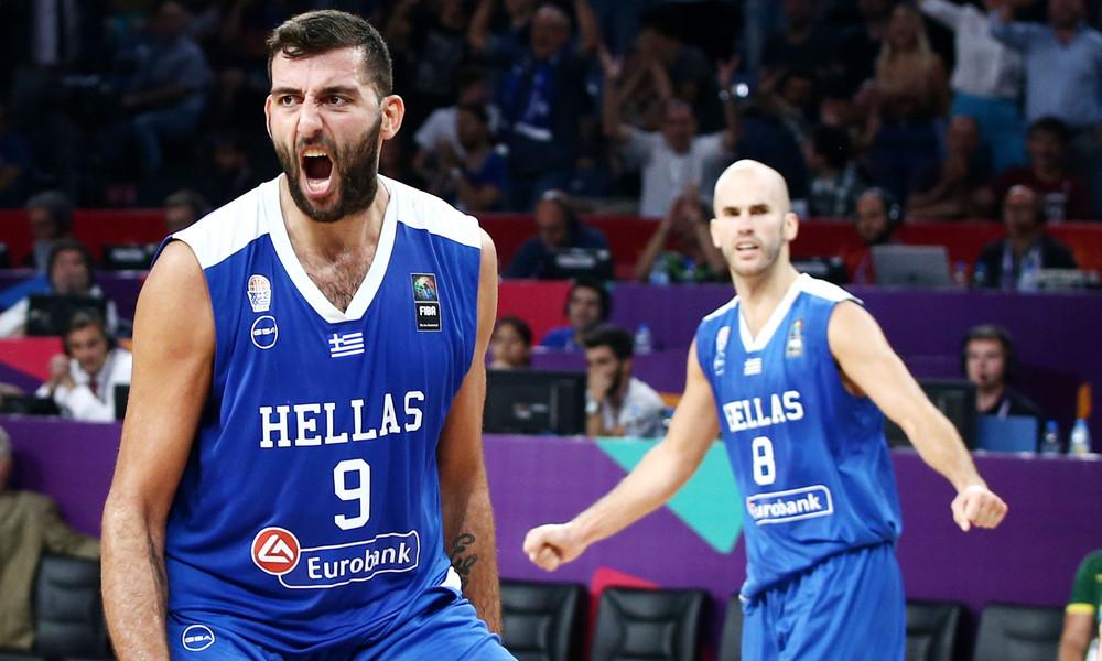 Eurobasket quarter-finals: Greece faces Russia on Wednesday