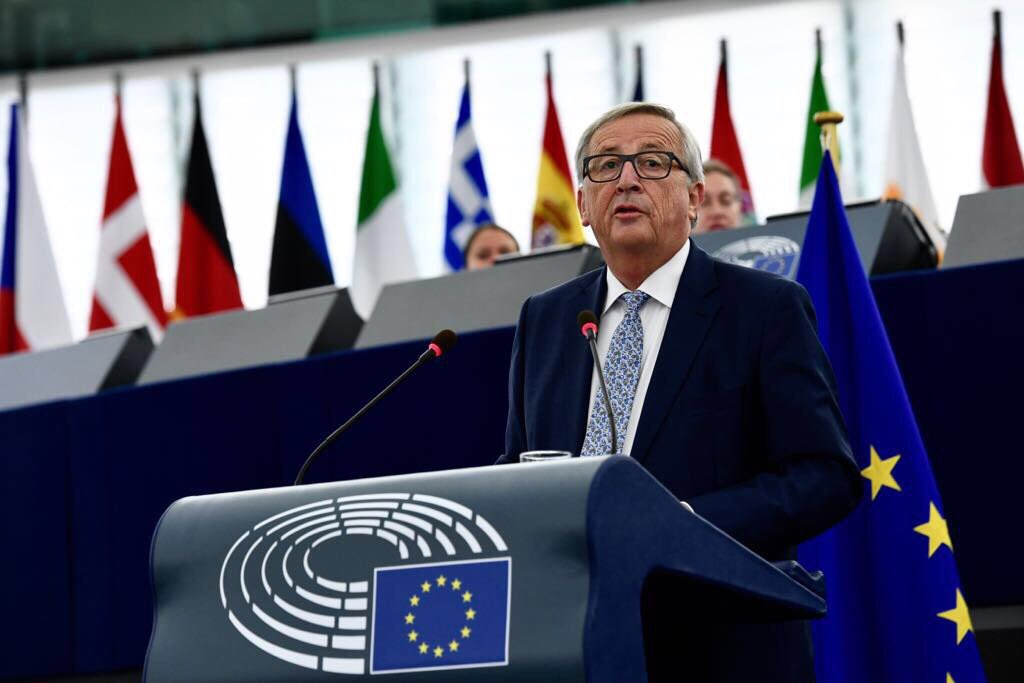 Juncker's annual speech –his Balkan take