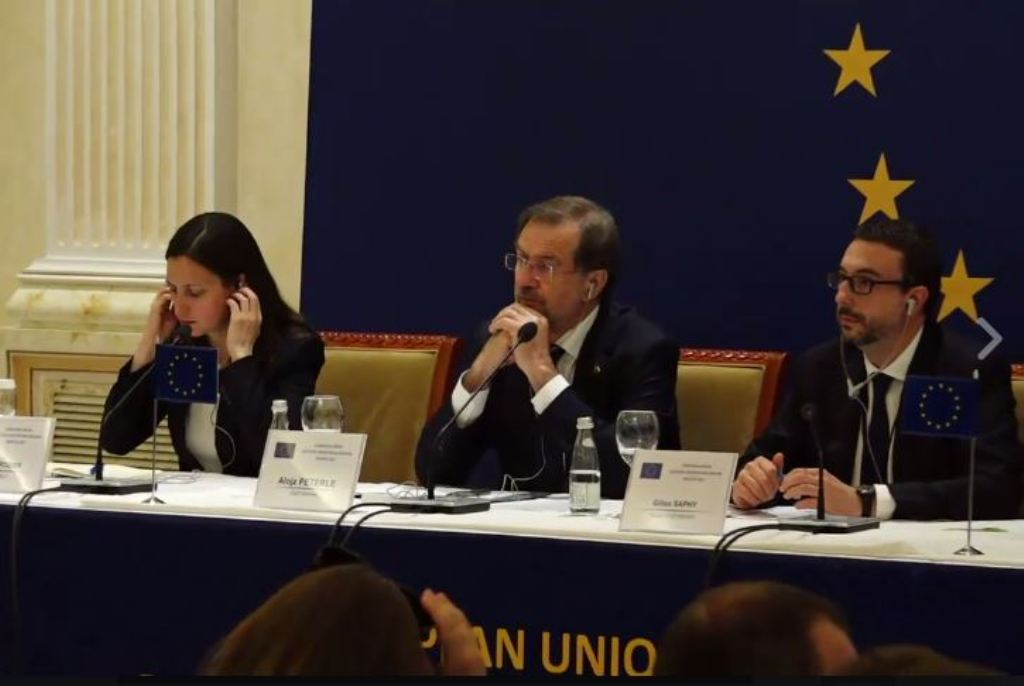 EU recommendations on the future elections in Kosovo