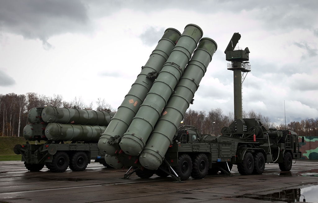 Turkey has made an advance payment for the S400, says President Erdogan