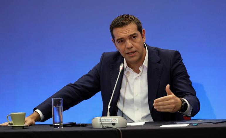 Αlexis Tsipras to visit Hungary where he will participate in the WHO General Assembly and meet with Viktor Orban