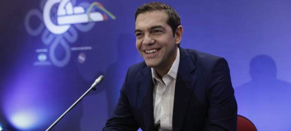 Tsipras at TIF: We exit the bailout in 2018; elections in 2019