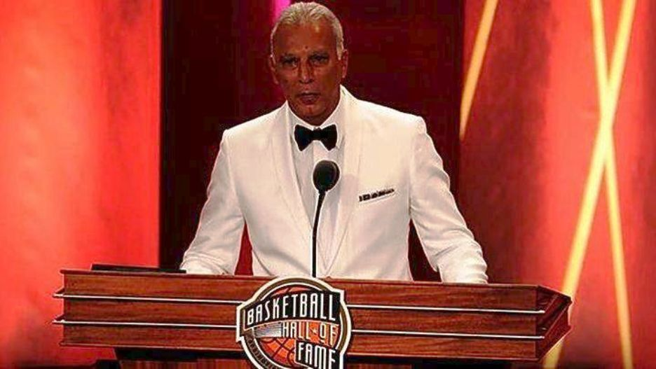 Greek basketball legend Nikos Galis inducted in Hall of Fame