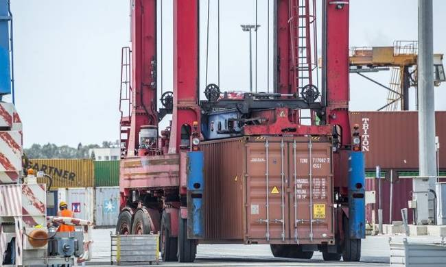 Trade deficit increases EUR 264 mln yoy for January-June 2017