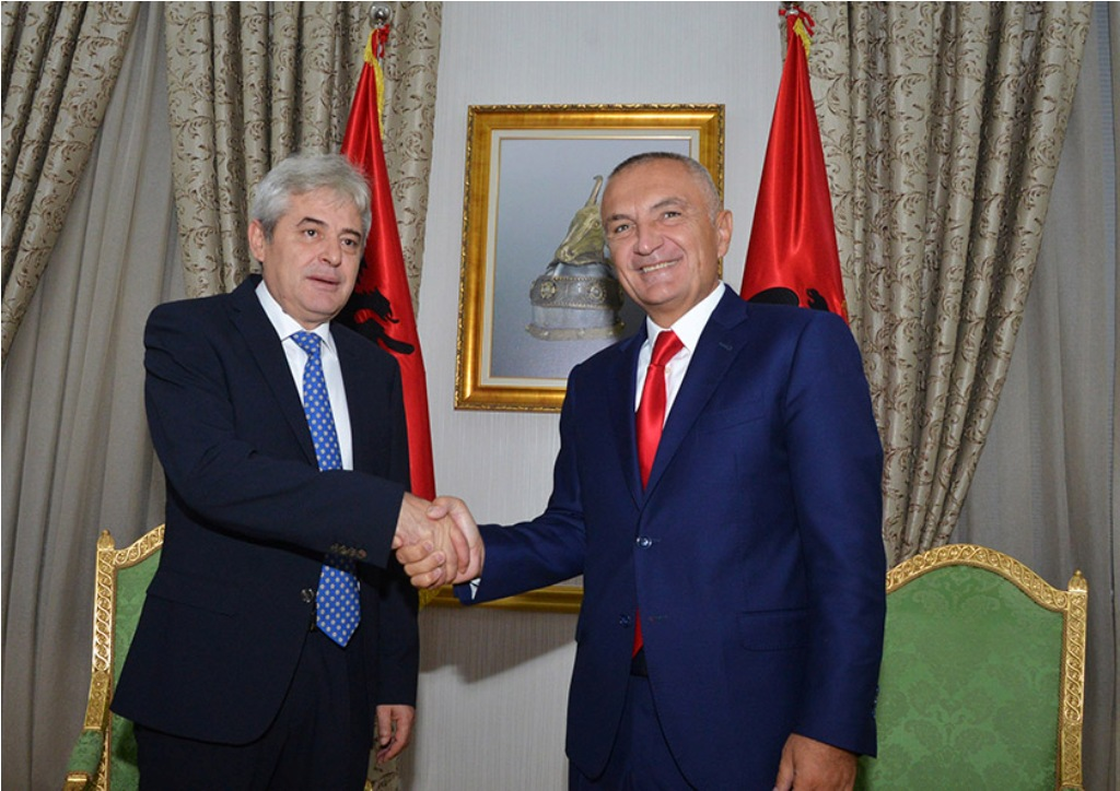 Meta-Ahmeti: Cooperation between Albania and FYROM should be intensified