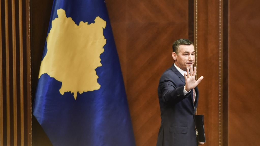 Veseli pledges more transparency in the dialogue with Serbia