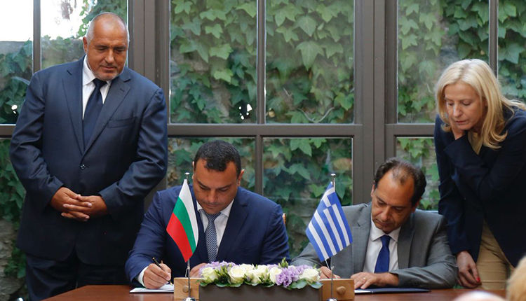 Burlgarian PM highlights Greece's and Bulgaria's role in the Balkans
