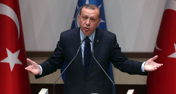 """""""Our goal is to join the EU"""", says President Erdogan"""