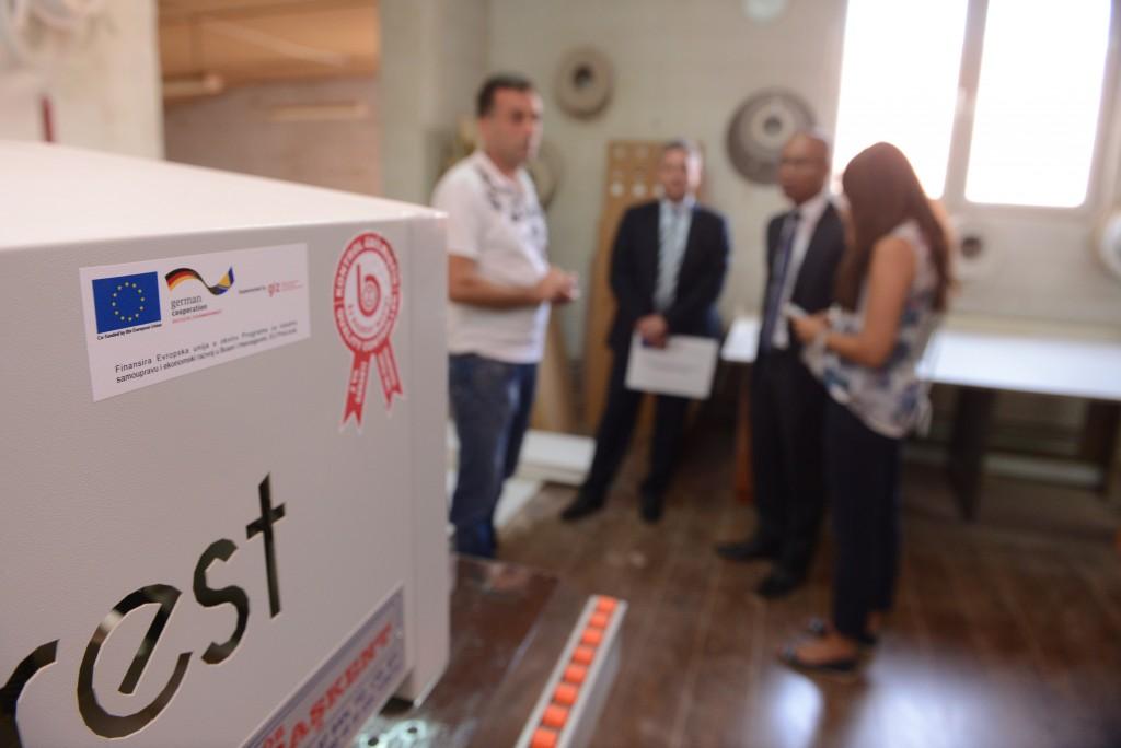 EU-German initiative yields first results