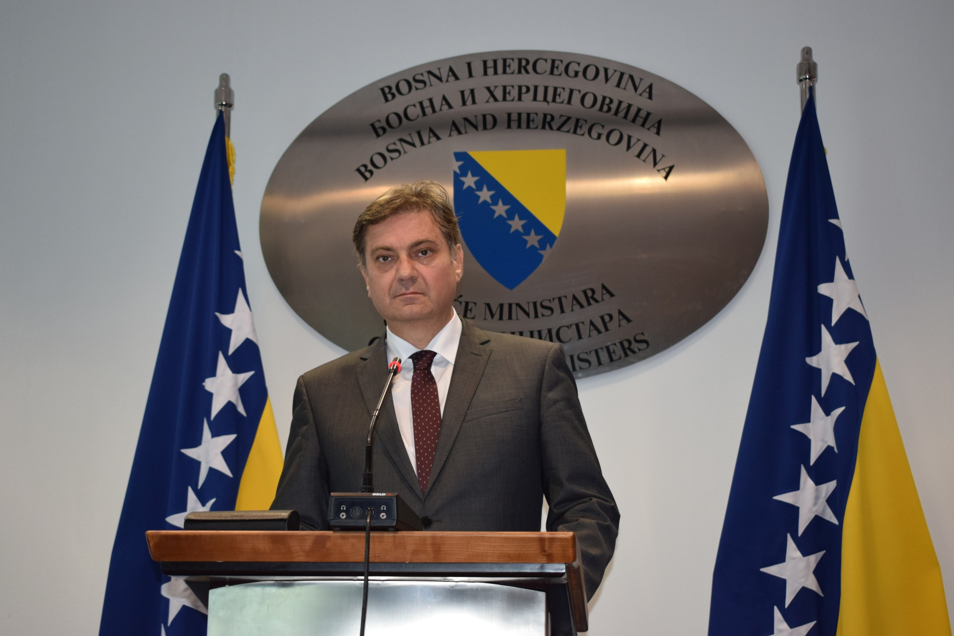 BiH accepts Transport Community Treaty