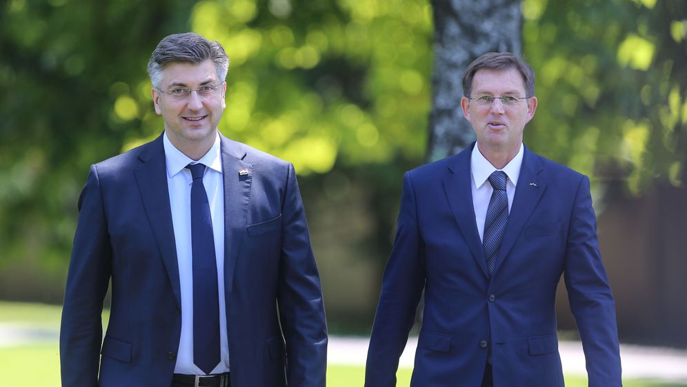 Cerar wants Plenković meeting, but only if arbitration on agenda