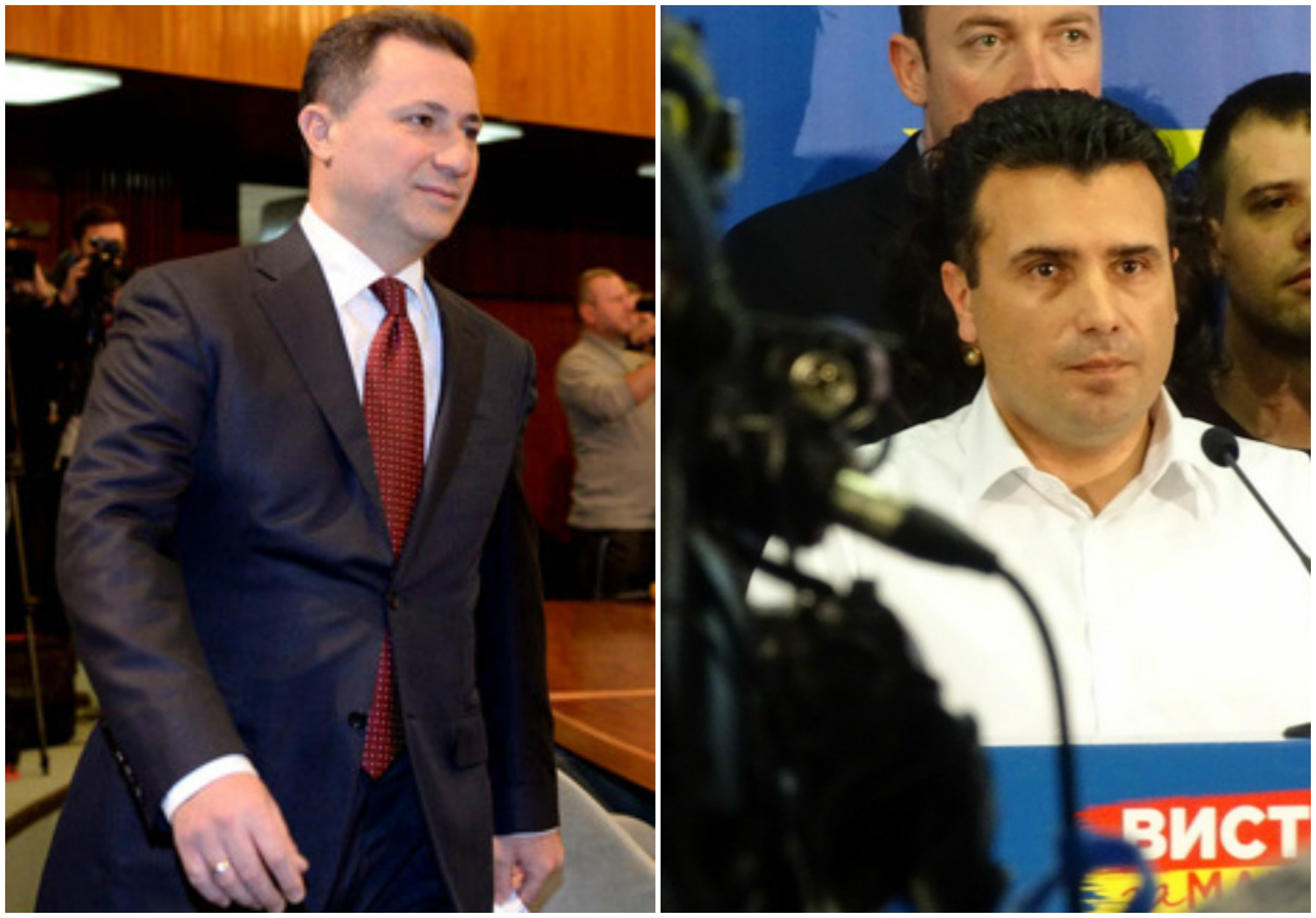 Gruevski complains to foreign diplomats about the campaign, Zaev pledges for free elections