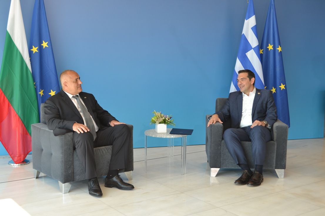 Tsipras, Borisov to sign deal on Wednesday on construction of port railway link