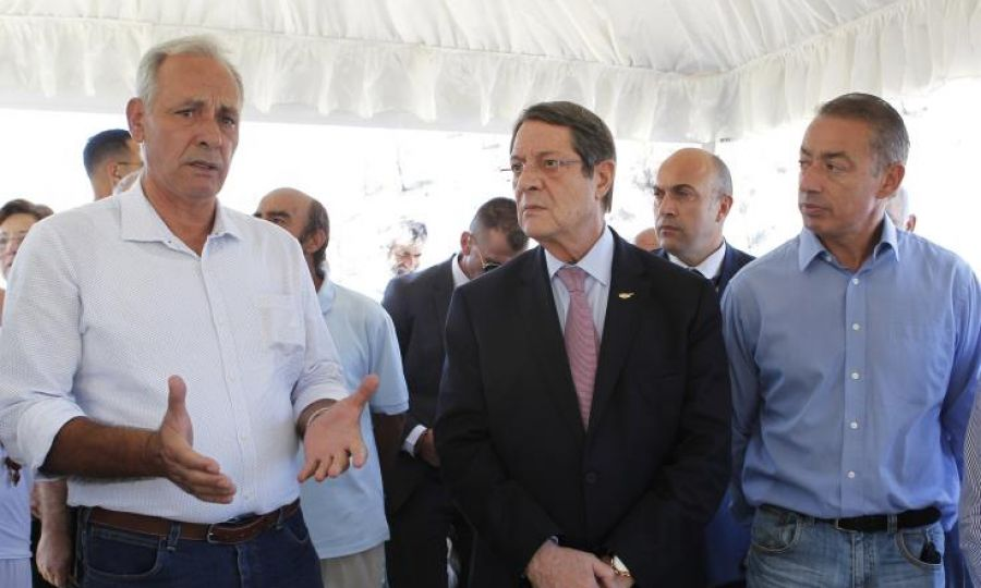 I am ready to return to the negotiating table at any time if certain conditions are met and respected – President Anastasiades