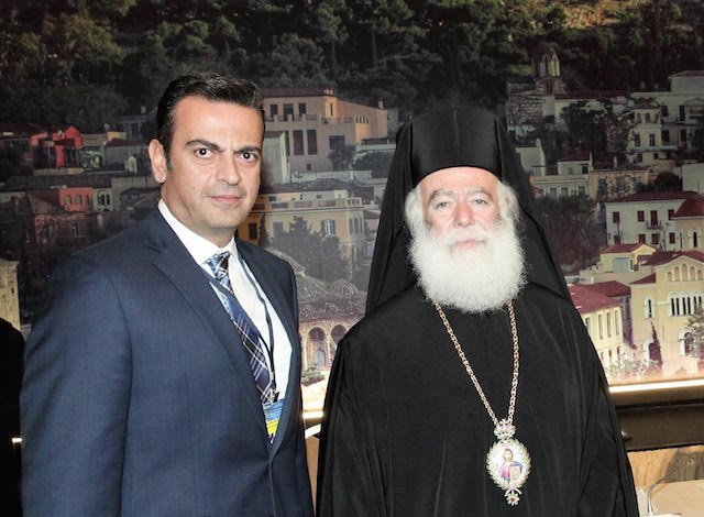 His Divine Beatitude Theodoros II: It is very important that with this dialogue we meet one another
