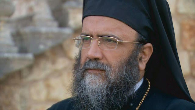 Metropolitan Basilios: We do not need U.S., Russia, Turkey or Tehran to come show us how to debate