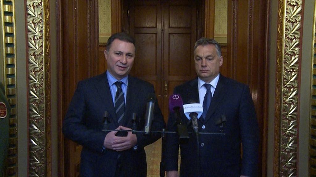 Former PM Gruevski asks the court to release his passport