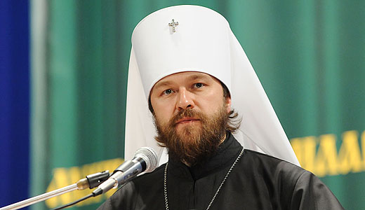 Metropolitan Hilarion: Inter-religious dialogue is of great importance