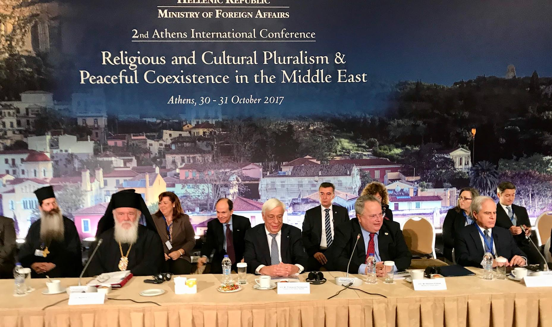 Fine start for the 2nd International Conference on religious & Cultural Pluralism