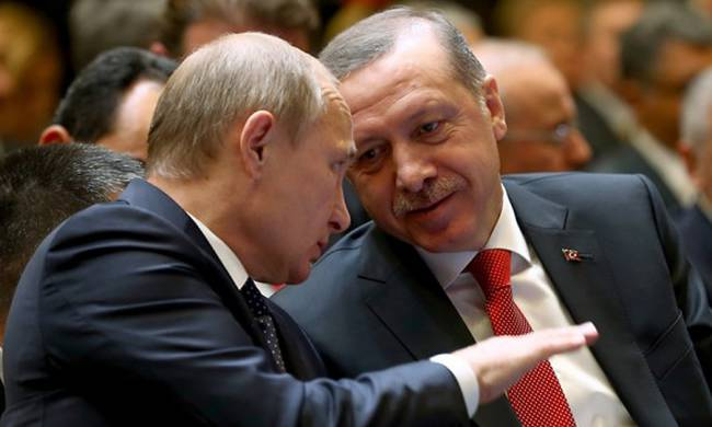 Erdogan – Putin have telephone conversation