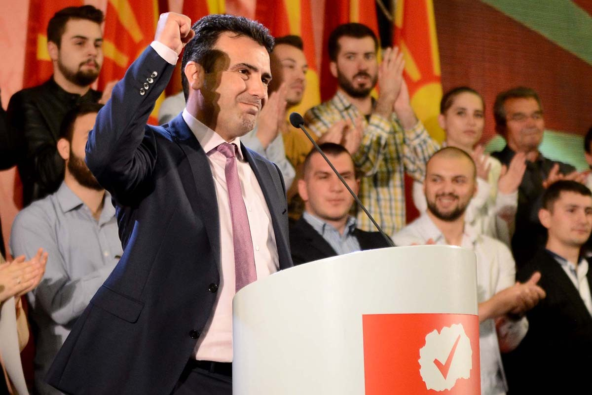 SDSM announces its victory in the local government elections, VMRO-DPMNE doesn't recognize the results