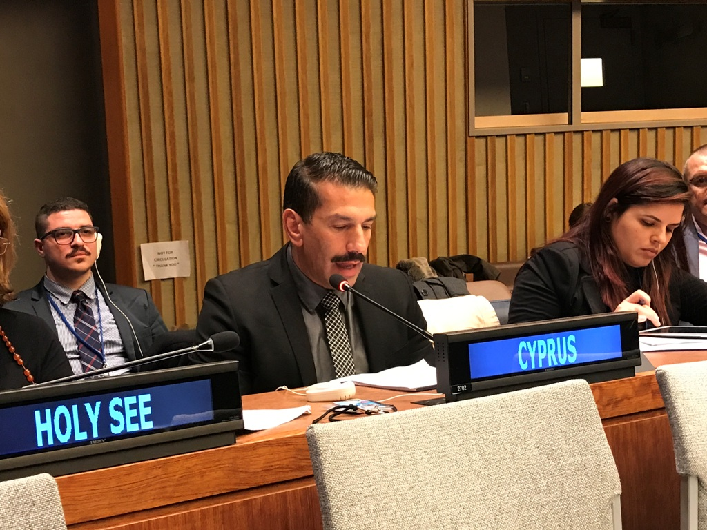 UN peacekeeping should not fall hostage to motives of expediency or money-saving – M. Mavros at the UN GA