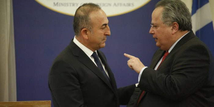 Greece – Turkey discussion of the Cyprus problem before talks begin again