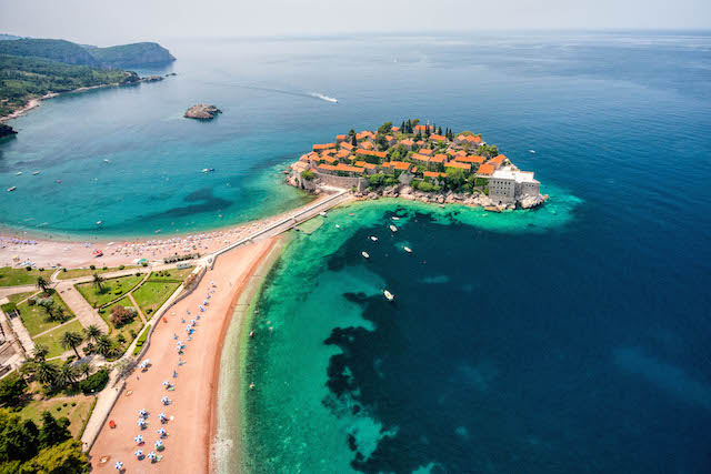 Montenegro among new Med charters of German FTI