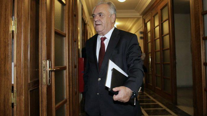 Dragasakis meets new ambassador of Japan to Greece