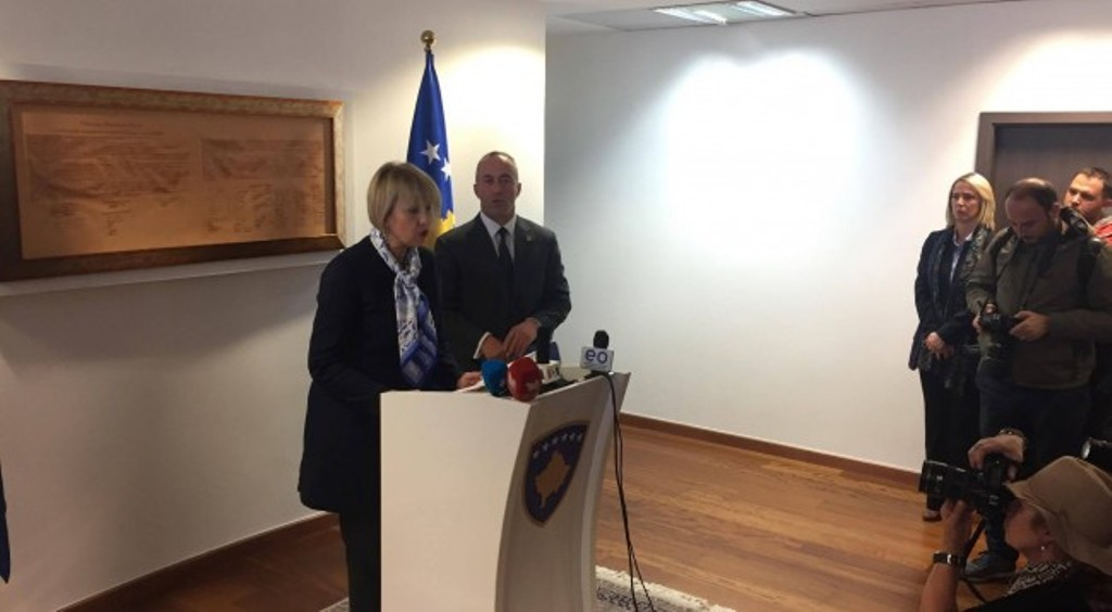 """Demarcation and corruption shall enable Kosovo's visa free regime"""