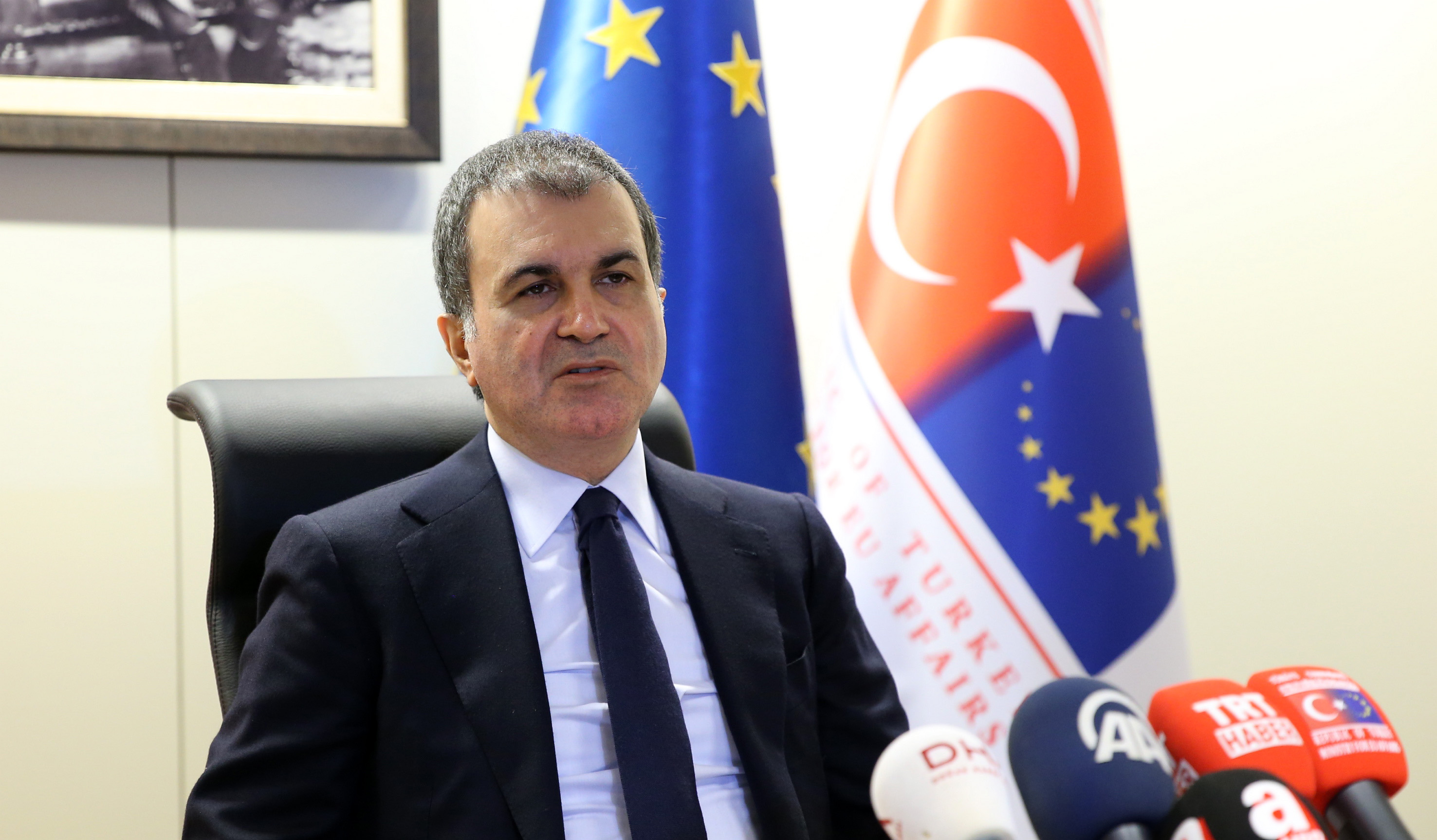 Lifting of EU funding has no meaning Turkey, says EU minister