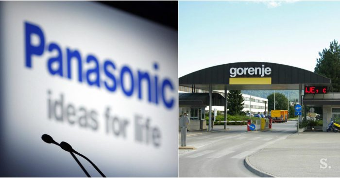 Gorenje terminates partnership with Panasonic