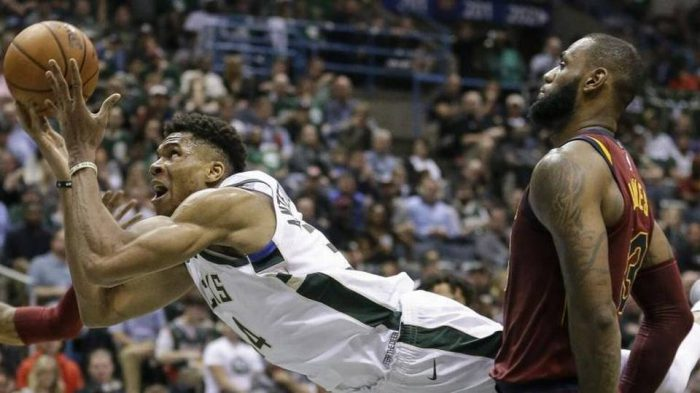 Antetokounmpo named Eastern Conference Player of the Week