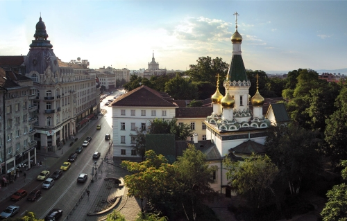 Sofia is the SEE capital where tourists flock