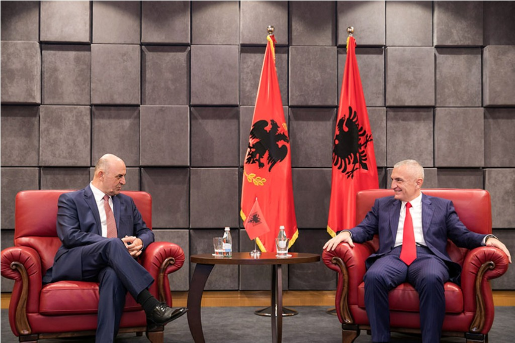 Albanians play a major role in Montenegro's integration, says president Meta