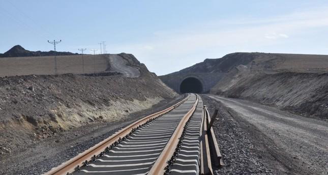Baku-Tbilisi-Kars railway line to be delivered to public October 30