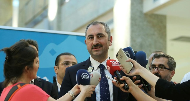 All conditions have been fulfilled for the extradition of Gulen – Justice Minister