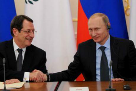 Moscow meeting next week for Putin-Anastasiades