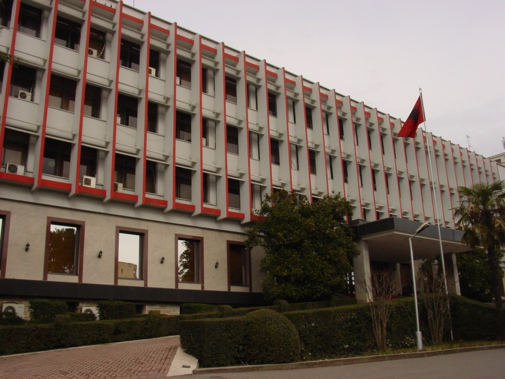 Albanian Foreign ministry criticizes Greek Foreign ministry on the reaction for the murder of a 35 year old