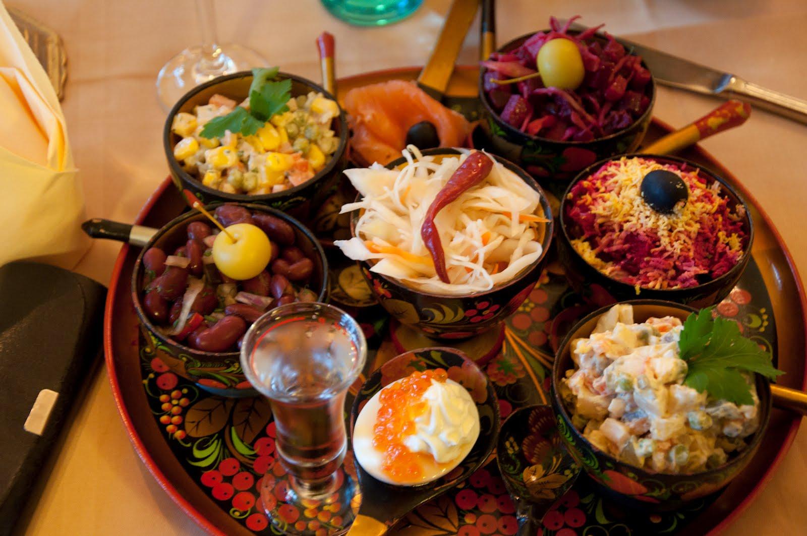 Russian Gastronomy Week in Cyprus