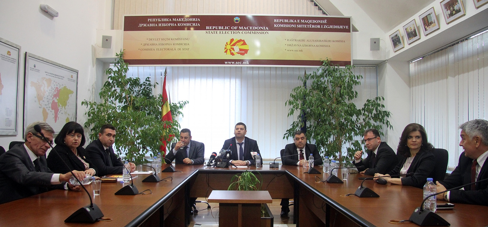 FYROM: SEC rejects all complaints for irregularities