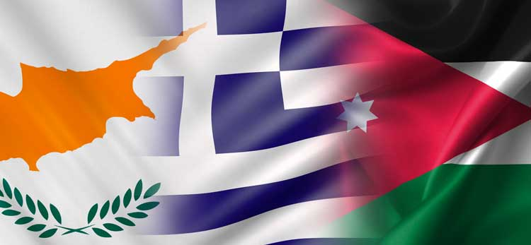 Joint Statement 2nd Trilateral Political Consultations between the Secretaries-General of Foreign Affairs, of Cyprus, Jordan and Greece