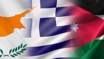 Cyprus, Greece and Jordan keep supporting efforts for Cyprus settlement